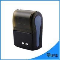Cheap Bluetooth mini usb thermal printer ,Android wireless handheld high speed QS5801