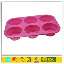 Kitchen Accessories microwave used item 3d Silicone Cake Molds
