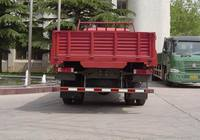 HOWO huanghe commander cargo truck