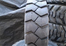 Economical and durable new design: bias steel belted forklift tire hot sale 6.50-10 6.50R10