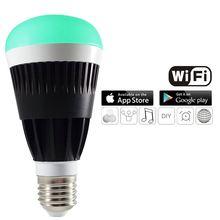 wireless 2.4G Free APP smartphone music led bulb