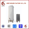 Cryogenic vertical 5000liters liquid oxygen tank for hospital
