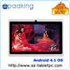 """7"""" Allwinner A13 Q88 Tablet PC Android 4.1 Free Game"""