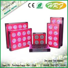 china top led grow light manufacturer 5w chip led grow light high watt for greenhouse grow light led