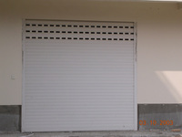 Garage Sectional Door Automatic garage door with motor high quality