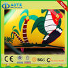 Latest special inflatable water slide castle