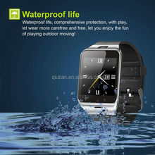 Bluetooth GV18 Smart Watch with NFC 1.3MP Camera Wristwatch SIM Card Smart Watch For iPhone/Android Phone watch phone