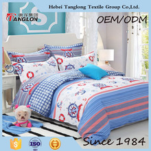 famous Fashion brand cartoon series cheap bed sheets funny bedding sets