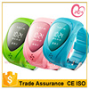 2015 High quality kids Gps Watch Tracker for kids smart watch PT80