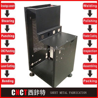 professional aluminum instrument enclosures