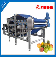 Industrielle apple extracteur de jus