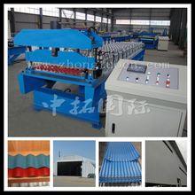 corrugating making machine, panel metal roof machine manufacturer