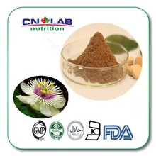 2015 New Product Passion Flower Extract plant extract / Flavones 4% Passiflora incarnata L.Passion Flower Extract powder