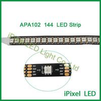 APA102 144 pixel 5050 rgb addressable led strips