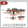 3 Ply nuevos productos corea del acero inoxidable utensilios de cocina