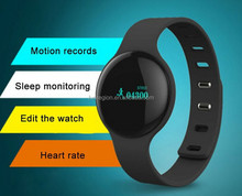 Step meter movement health anti lost y10 smart bluetooth bracelet watch for smartphone