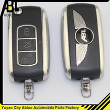 2015 ABLCS car key fob for you Audi replacement flip transponder car key