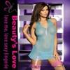 Beauty`s Love sexy women tassel design sleep dress mature women nighties