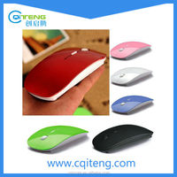 2.4G Wireless Mouse Various Colors Wireless Mouse For Computers