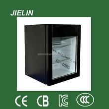 40L energy drink mini fridge table top mini fridge