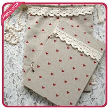 fancy lace decoration photo album for girls