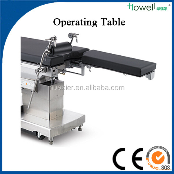 Electro-hydraulic Orthopedic Operating Table / Remote Control System / Built-in Traction Frame