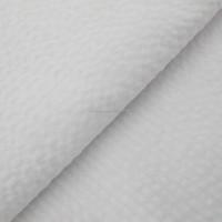 wholesale plain white fabric seersucker fabric