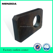 OEM laser cutting service/thick plate laser cutting rectangle