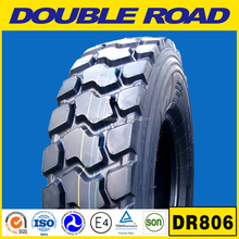 Top quality Double Road brand Trade Assurance heavy duty truck tyre/tire 13R22.5 suitable for minning