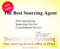 Shenzhen buying agent for finished leather, sourcing service, interpreter gather goods service