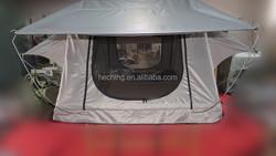 Outdoor adventure truck roof top tent