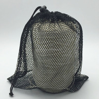 2015 new 28*23cm mesh bag & drawstring nylon mesh bag
