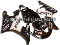 ABS bodykit/bodywork for ninja kawasaki zx6r 05-06 fairing