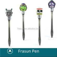 Zombie Pen With Light,Wacky Light Pen,Kids Light Up Pen