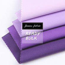 relax and business purple color solid shirting fabric