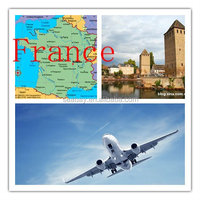 Considerate air cargo service from China to France-skype:seabay2000