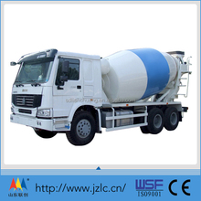 8m3 Concrete mixer truck HOWO chassis factory or other capacity