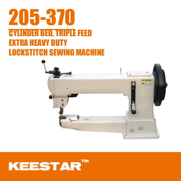 keestar 205-370 durkopp adler heavy duty sewing machine for belts
