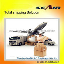 Door to door delivery service from China to France----SEA&AIR