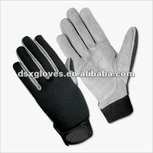 Leather Palm Casual Sports Gloves