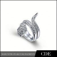 Faux Bijoux 18kg ring jewelry