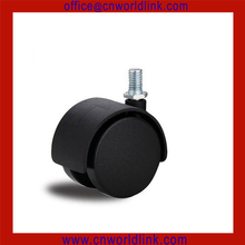 40-50mm Furniture Caster Dual Wheel