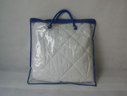 For pillow packaging printed plastic zip lock bags made in China