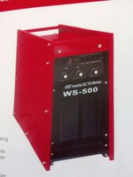 single phase Portable arc welding machine specifications WS-500 arc weld