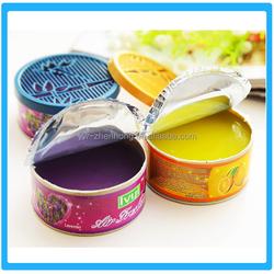 Various of smells gel air freshener for home or car