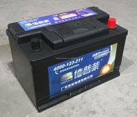 Robust Official Distributor Depulai 12V 54Ah 560CCA MF Maintenance Free Sealed Lead-Acid Car Battery