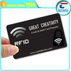 Anti Theft last 6-9 years MIFARE Ultralight RFID CREDIT & DEBIT CARD PROTECTOR