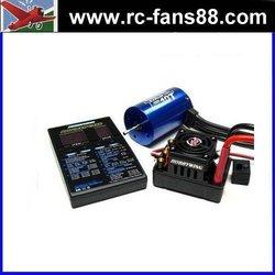 Hobbywing EZRUN Model 3500KV Brushless Motor & Ezrun SC10 70A ESC Combo