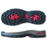 Hiking shoes outsole, rubber climbing shoes soles, rubber soles for sport shoes
