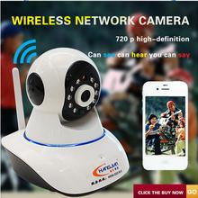 Alta definición red exterior wifi hikvision cámara ip